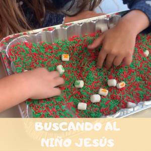 Buscando al niño Jesus