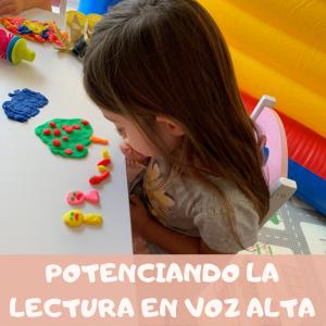 potenciando la lectura en voz alta a través de actividades preescolares