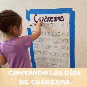 Actividades preescolares para realizar en cuaresma